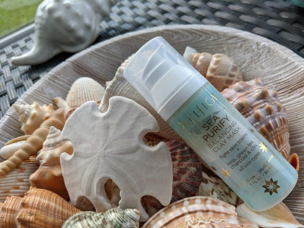 Pacifica Sea Purify Balancing Clay Mask