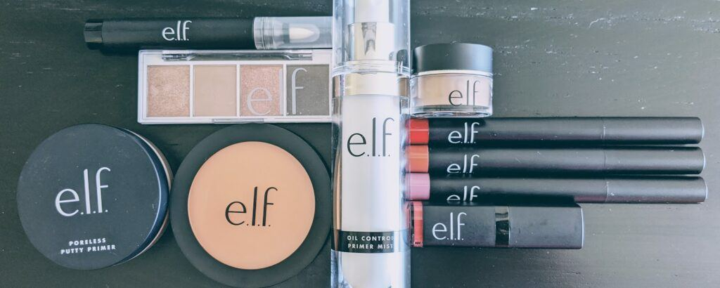 e.l.f. Cosmetics assorted products