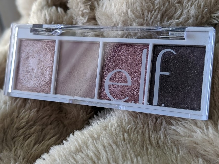 e.l.f. Bite Size Eyeshadow in Rose Water