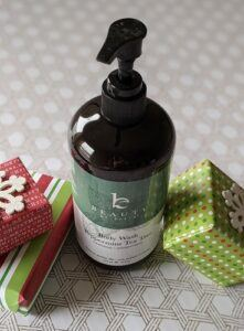 Beauty by Earth Peppermint Tea Tree Body Wash