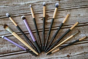 Vegan Cruelty-Free Makeup Brushes
