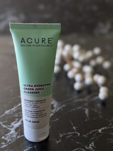 Acure Ultra Hydrating Green Juice Cleanser