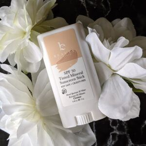 Beauty by Earth Tinted Mineral Sunscreen Stick